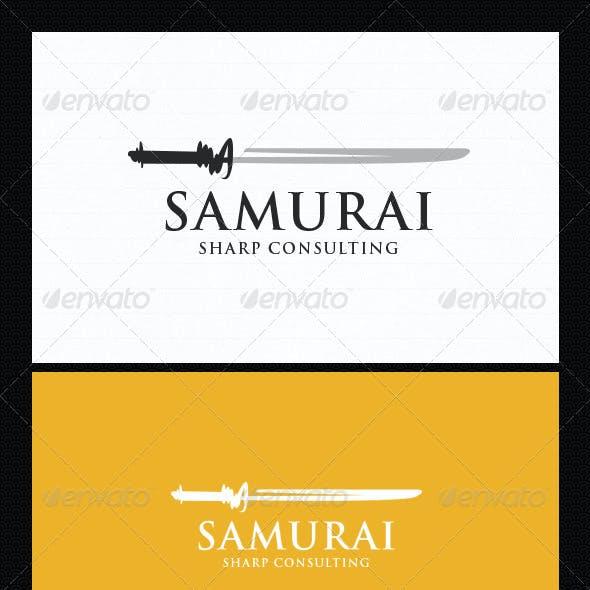 Samurai Consulting Logo