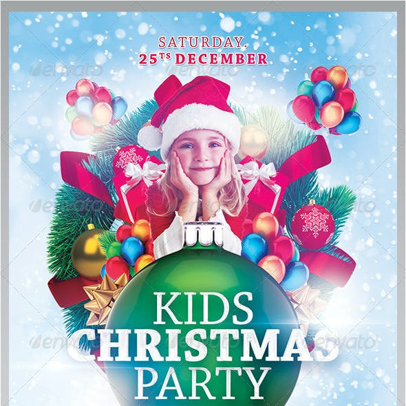 Kids Christmas Flyer 2.0
