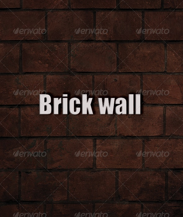 Red brick wall - Industrial / Grunge Textures