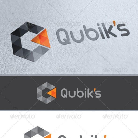 Qubiks Logo