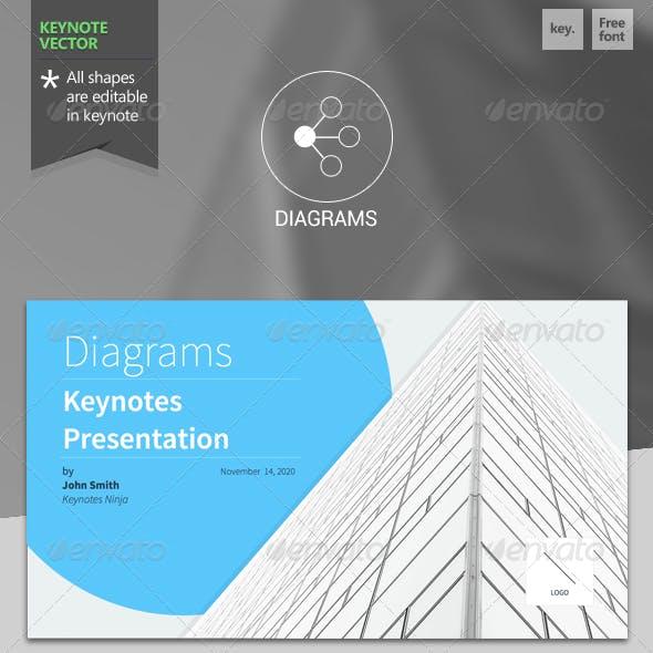Diagrams - Keynote Template