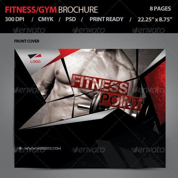 Fitness / Gym Brochure Vol1