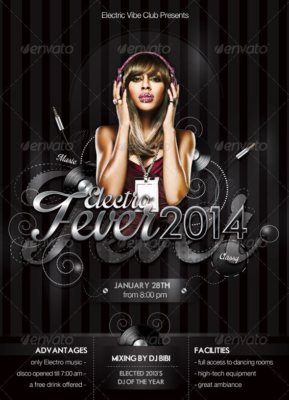Electro Fever Music Night - Clubs & Parties Events