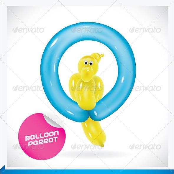 5 Balloon Animals