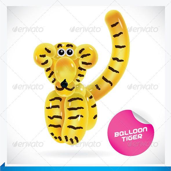7 Balloon Animals