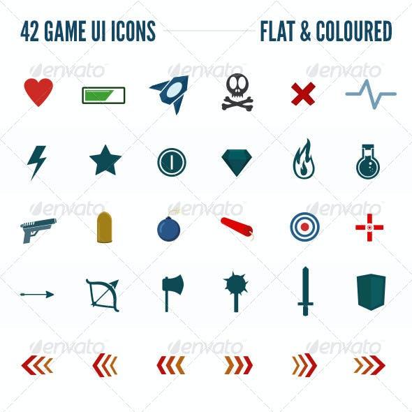 Game UI Icons