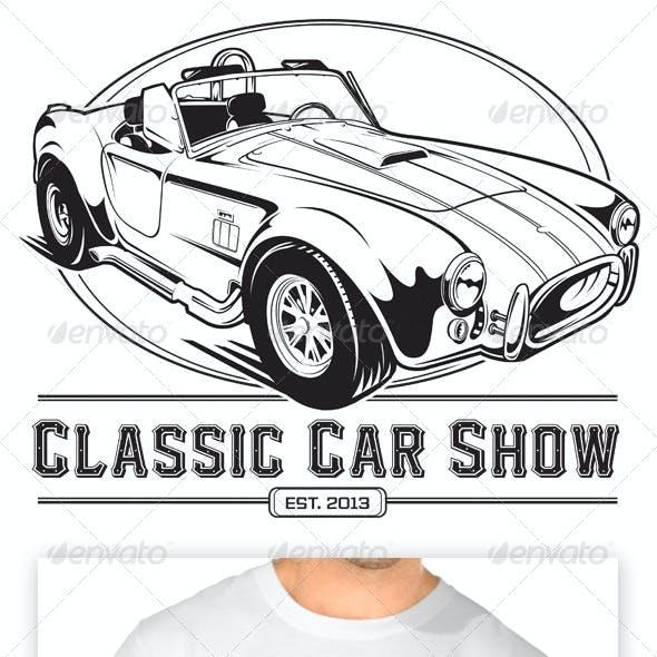 Classic Car Show T-Shirt