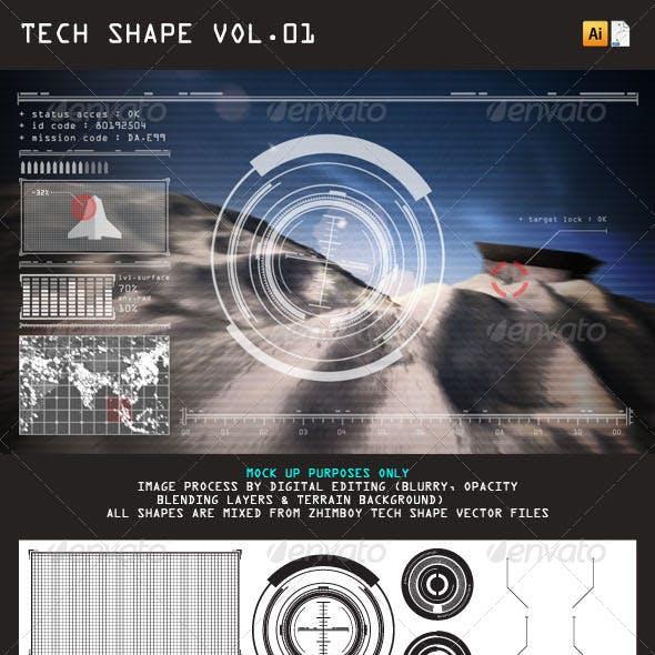 Tech Shape Vol.01