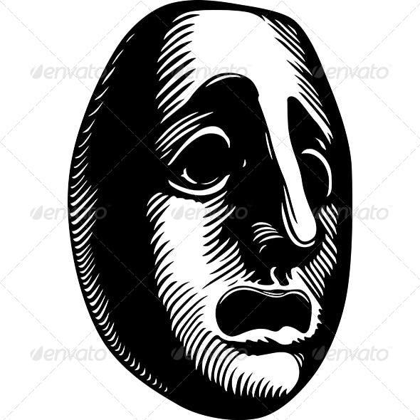 Tragic Mask
