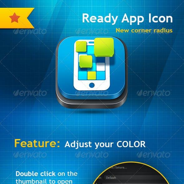 Ready App Icon
