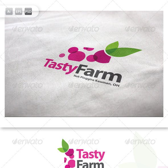 Tasty Farm Logo