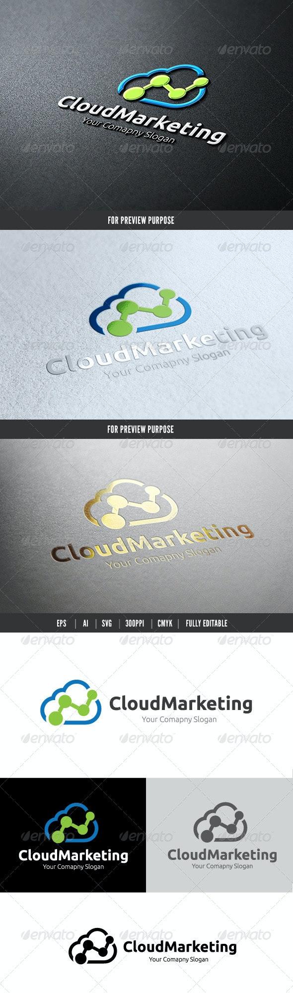 Marketing Cloud - Nature Logo Templates