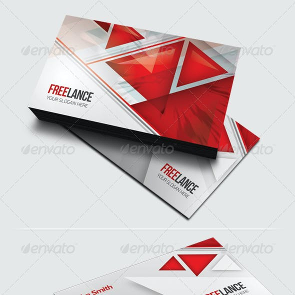 Exclusive Creative Business Card - 13