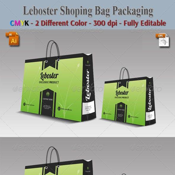 Liboster Shoping Bag Packaging