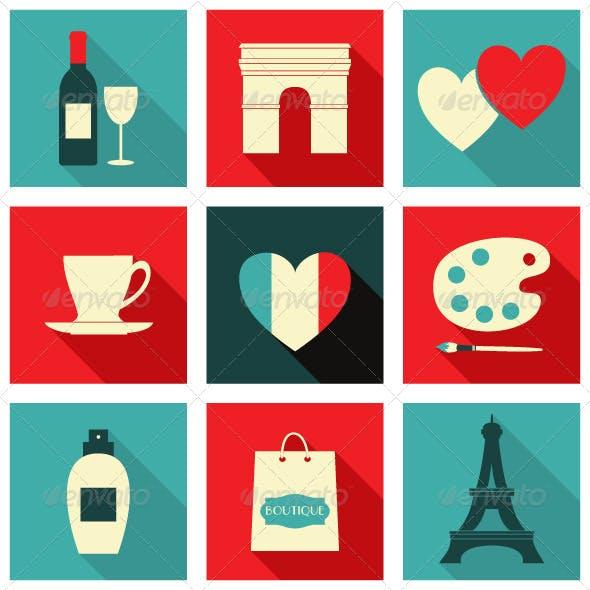 Paris Icons Collection
