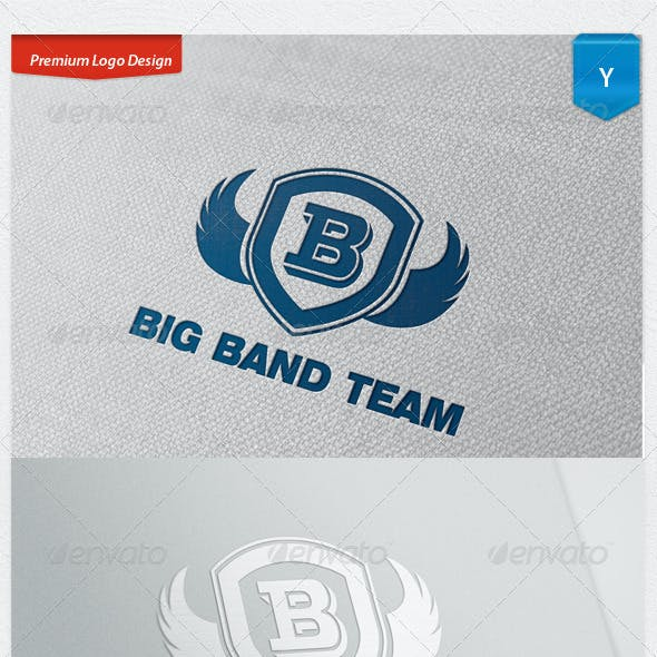 Band Logo Graphics, Designs & Templates from GraphicRiver