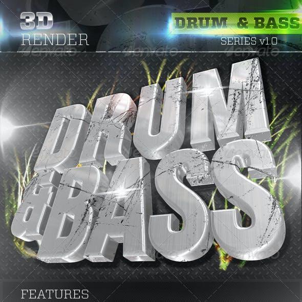 3D Drum&Bass
