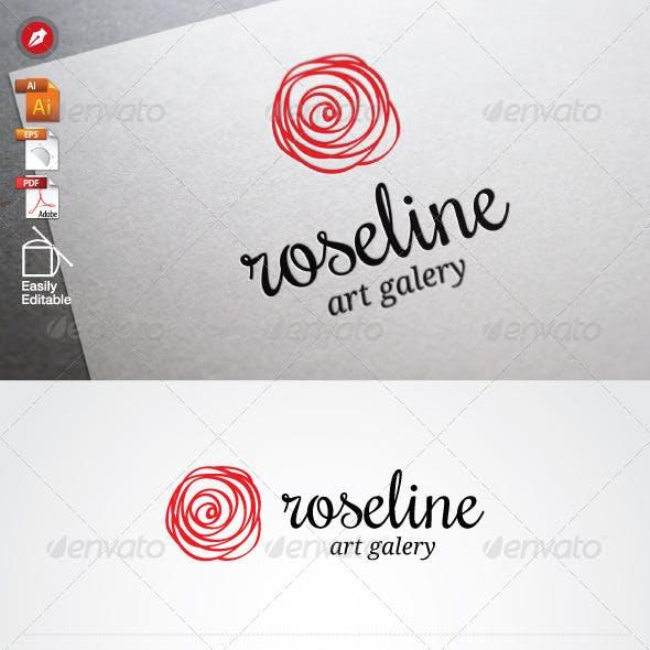 Roseline Logo