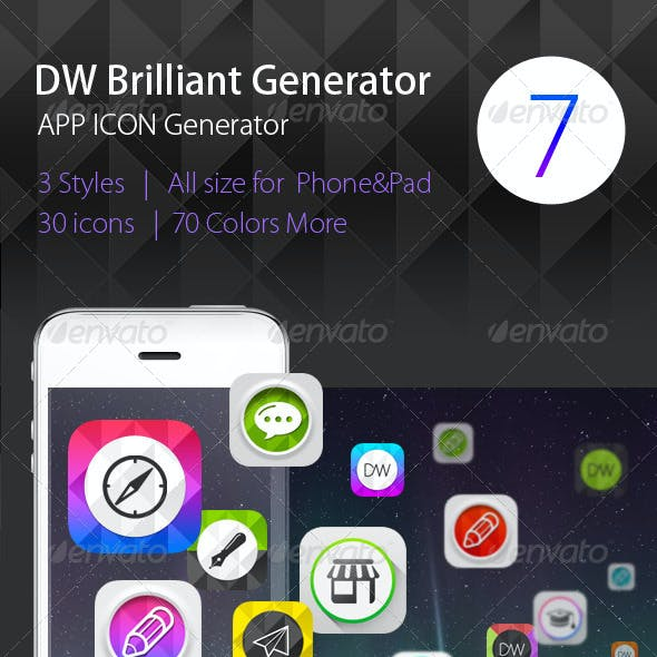 App Icon Generator for DW
