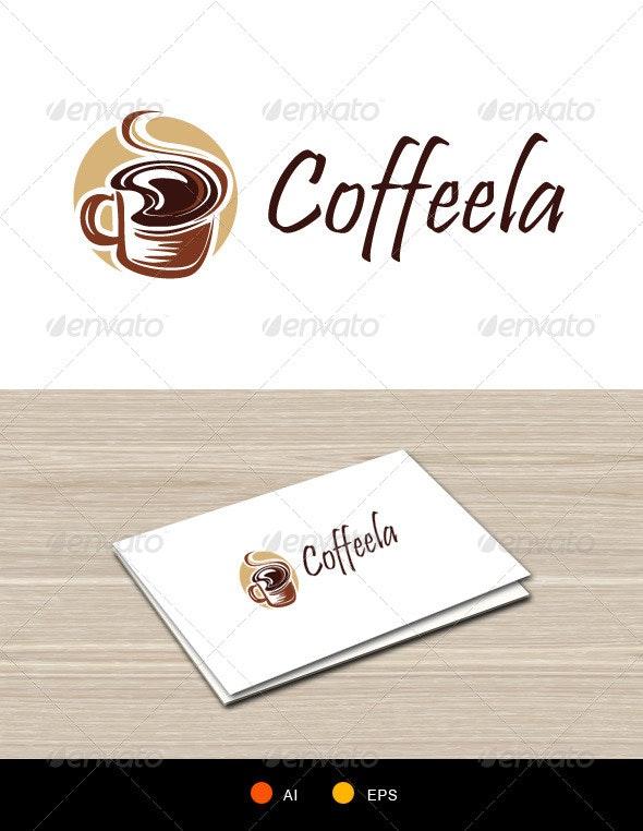 Coffee Shop Logo Template - Food Logo Templates