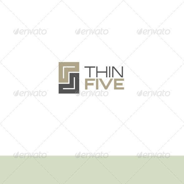 Thin Five Logo