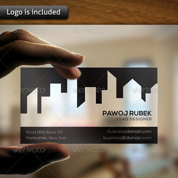 City Business Card