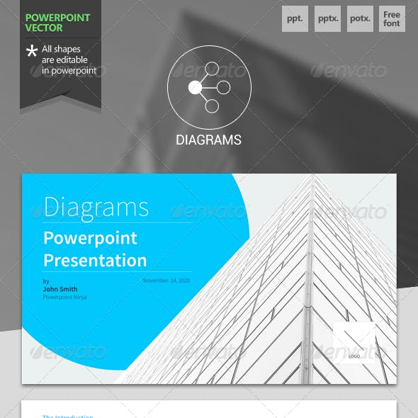 Diagrams - Powerpoint Template