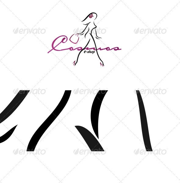 Women's Eshop Logo - Humans Logo Templates