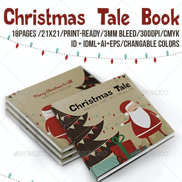 Christmas Tale Book