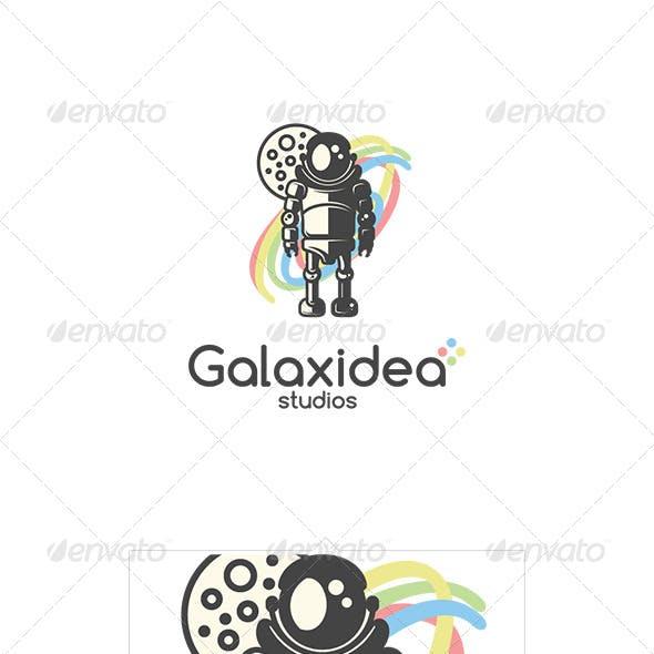 Galaxidea Logo Template