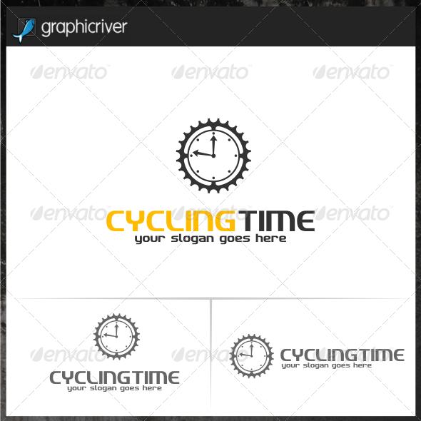 Cycling Time Logo Templates