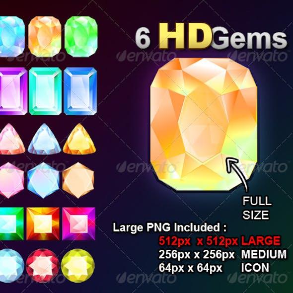 6 HD Gems