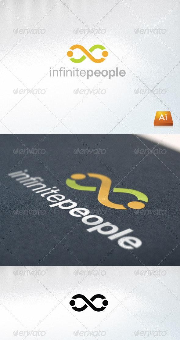 infinitepeople - Humans Logo Templates