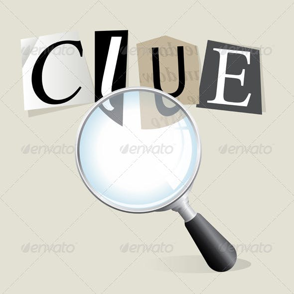 Searching for Clues Vector