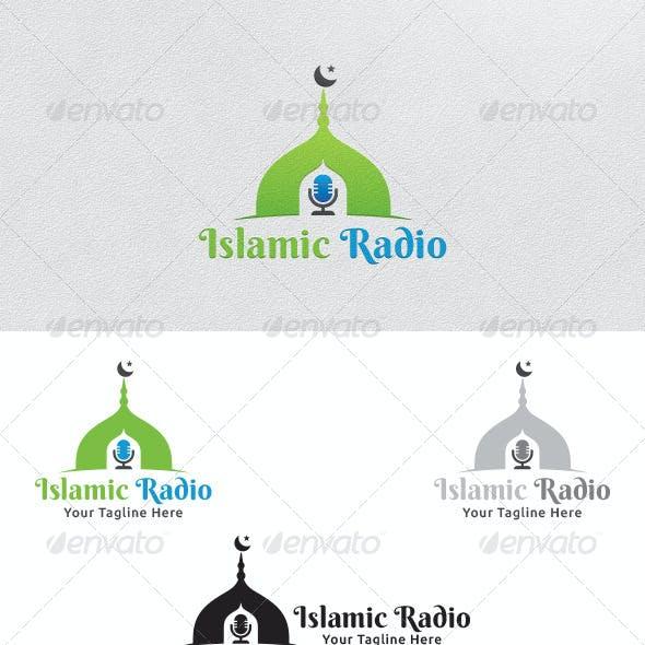 Islamic Radio - Logo Template