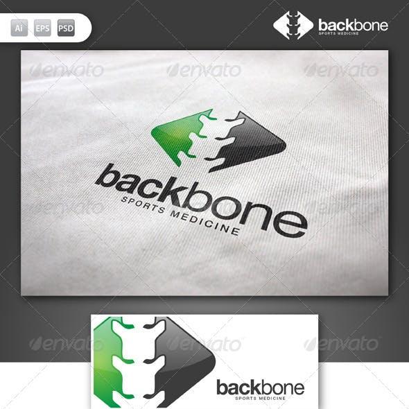 Back Bone Logo
