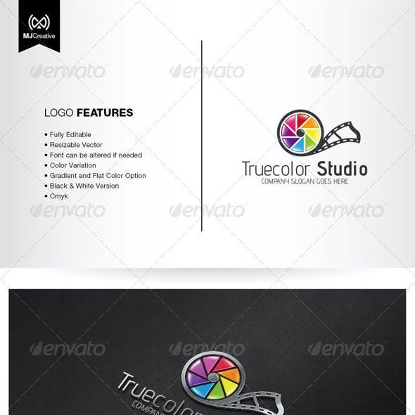 Photo and Film Studio Logo