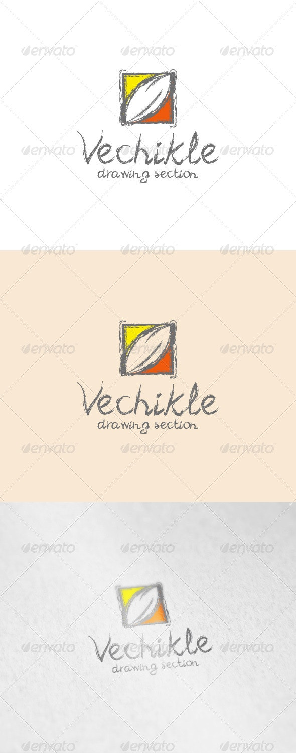 Vechikle Logo - Vector Abstract