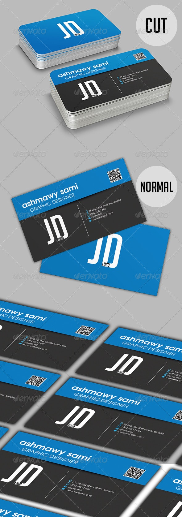 2 Creative Business Card 11 - Creative Business Cards