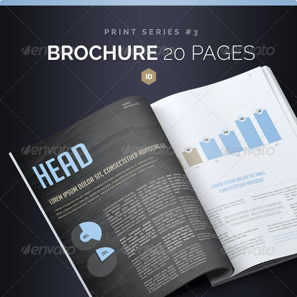 Brochure 20 Pages Series 3