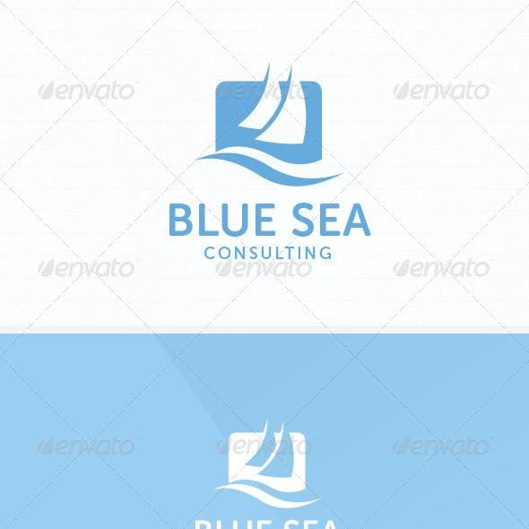 Blue Sea Consulting Logo