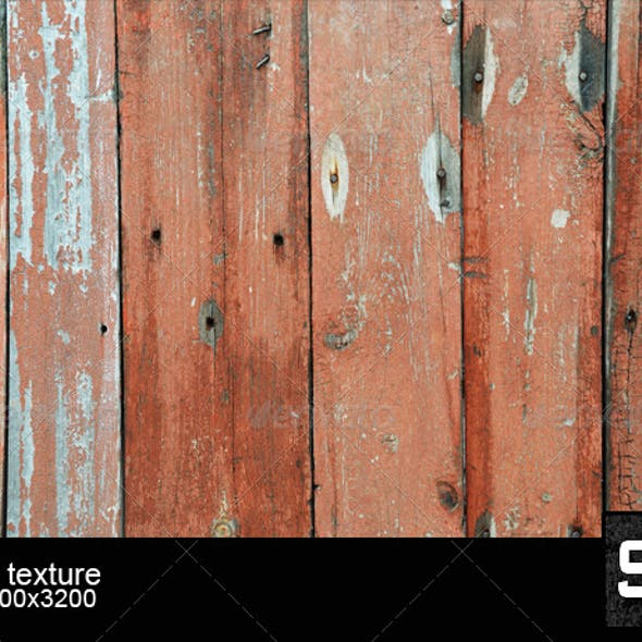 Texture Of Wooden Fences