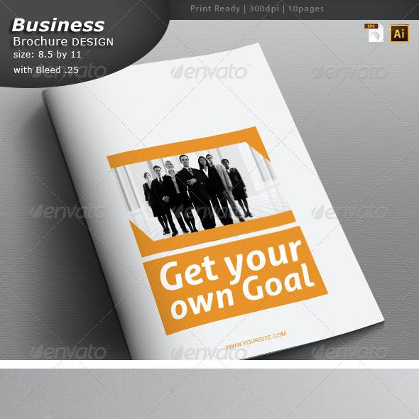 Office Brochure Design