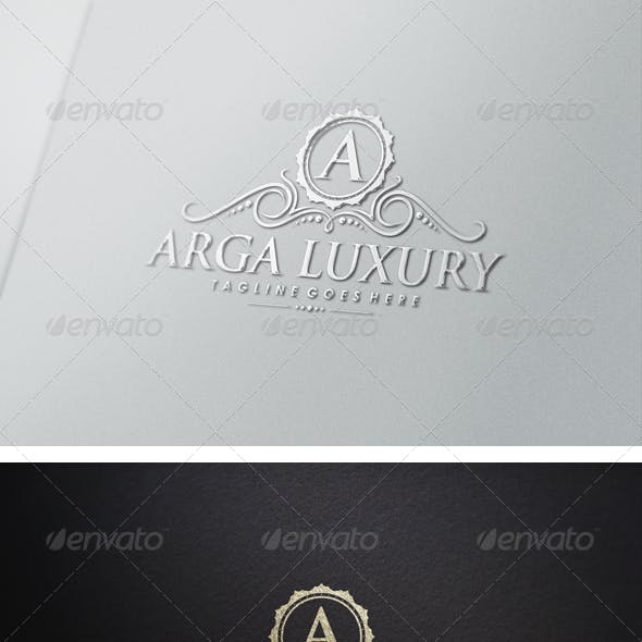 Arga Luxury Logo