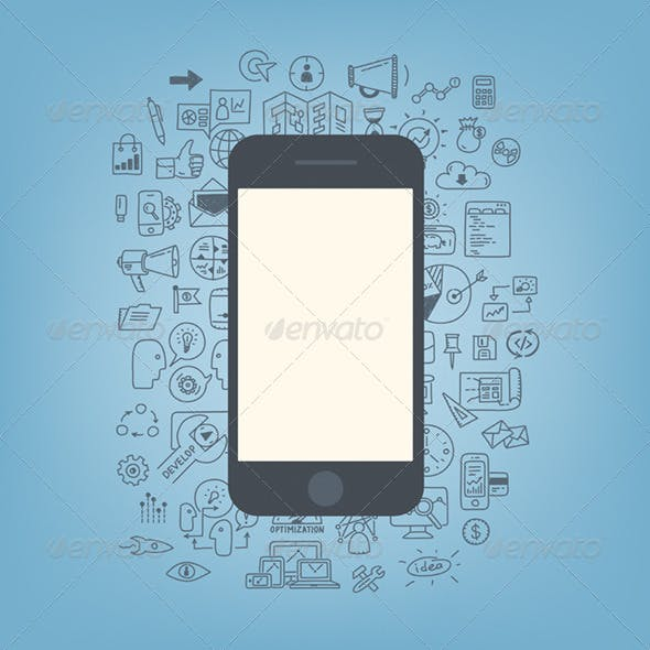 Web Development with Modern Smartphone