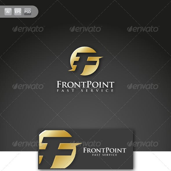 F - Front Point Logo