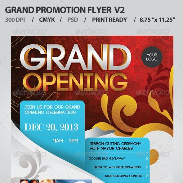 Grand Opening Flyer V2