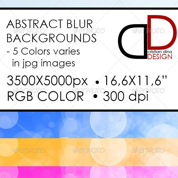 Abstract Blur Backgrounds 2