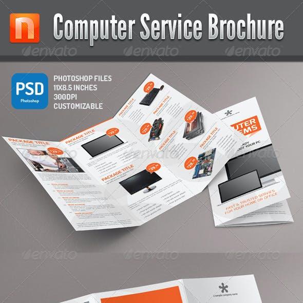 Computer Service Brochure V12