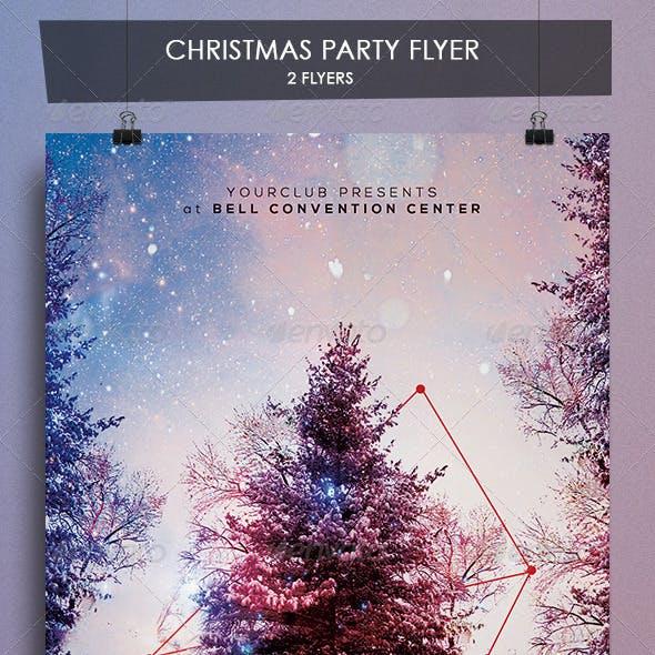 DEEP CHRISTMAS FLYER